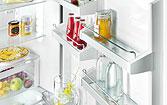 refrigerators and freezers. Black Bedroom Furniture Sets. Home Design Ideas